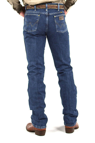 Wrangler Men's George Straight Heavyweight Stone Denim style 936GSHD