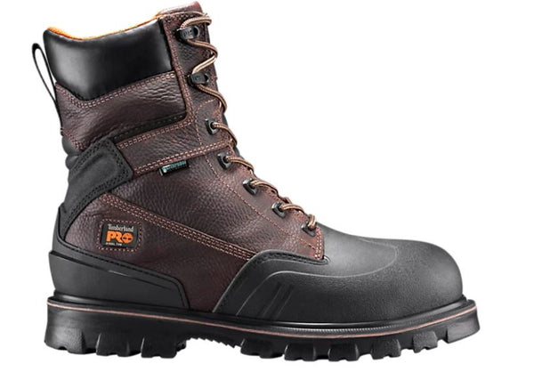 "TIMBERLAND PRO MEN'S  RIGMASTER 8"" STEEL TOE WORK BOOTS Style A11SB214"