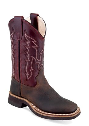 JAMA YOUTH'S OLD WEST WESTERN BOOT Style BSY1889