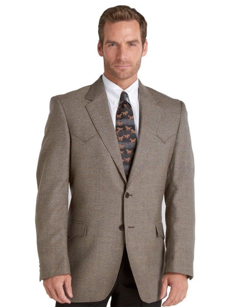Circle S Jacket Mens Plano Sportcoat Style CC1032