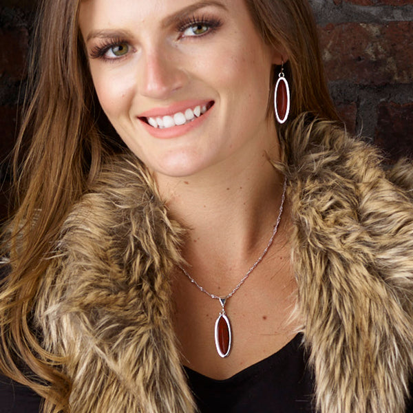 Canyon Colors Red Rock Jewelry Set JS3716