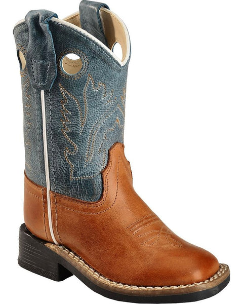 Jama Todder's Cushion Comfort Toe Western Boots Style BSI1872