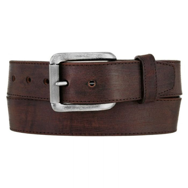 Leegin Justin Men's Brown Bomber Belt Style C11745