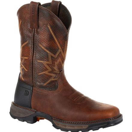 DURANGO MAVERICK XP VENTILATED WESTERN WORK BOOT Style DDB0204