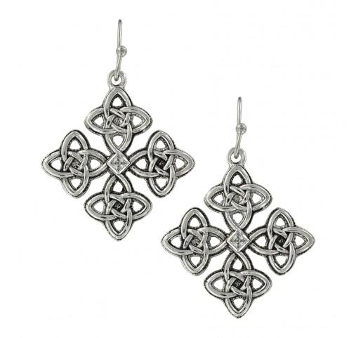Montana Silversmith Celtic Winds Earrings  Style ER3563