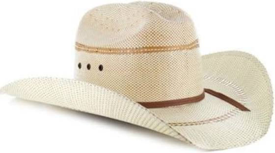 Ariat Youth Straw Western Hat Style A73004