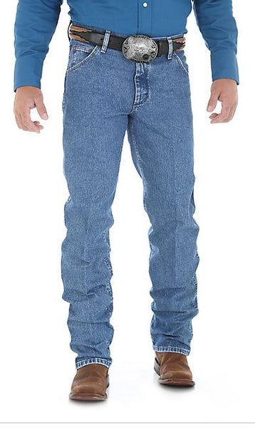 Wrangler Men's Premium Performance Cowboy Cut Regular Fit Jean Style 47MWZSW