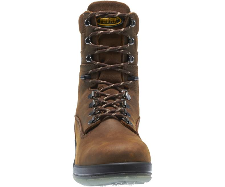 223446e1d84 WOLVERINE MEN'S I-90 DURASHOCKS® WATERPROOF INSULATED STEEL TOE 8