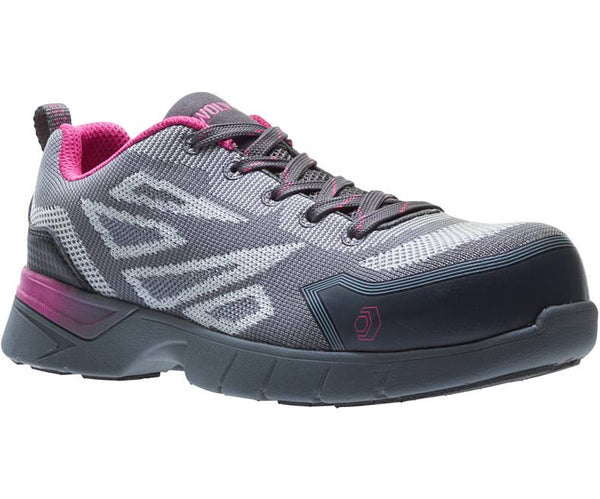WOLVERINE WOMEN'S JETSTREAM 2 CARBONMAX SAFETY TOE SHOE STYLE W10802