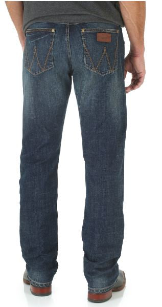 Wrangler Retro Men's Limited Edition Slim Straight Jeans Style WLT88BZ