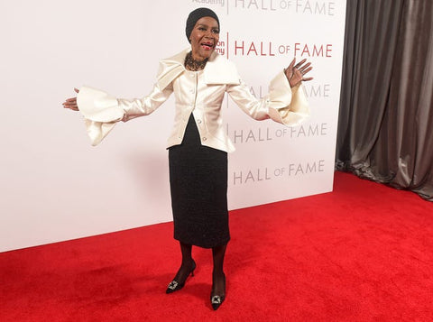 Cicely Tyson TV Hall of Fame Red Carpet