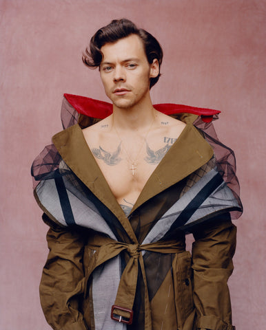 Harry Styles Vogue 2020