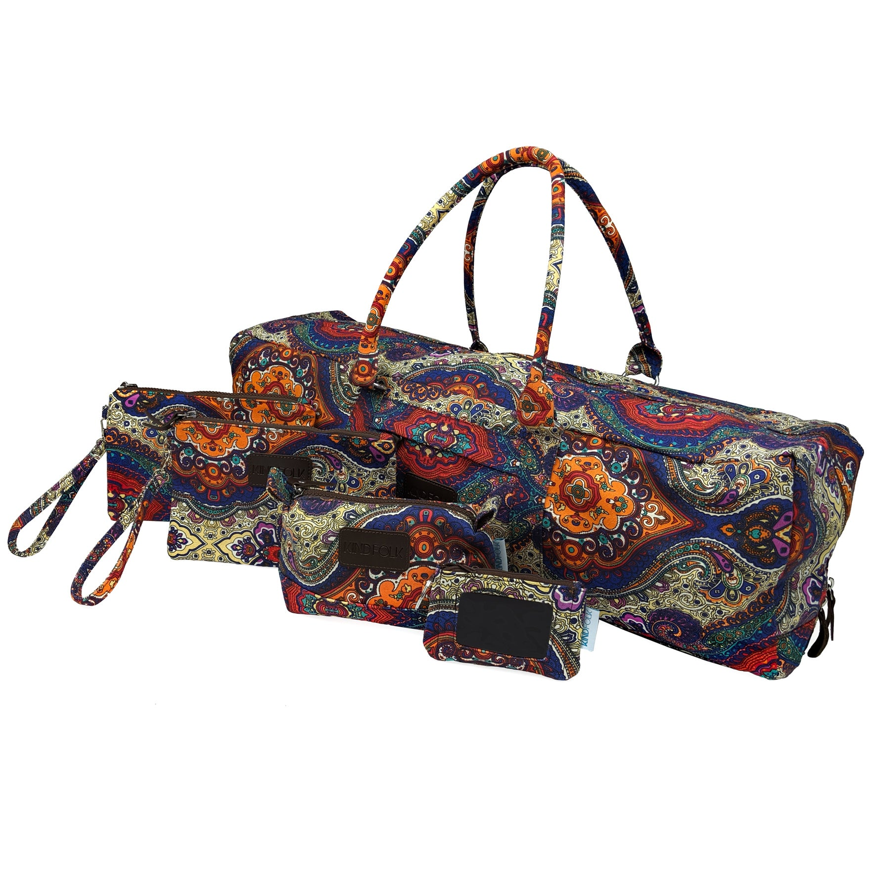 Yoga Duffel & Accessory Bundle - Kindfolk Athletics