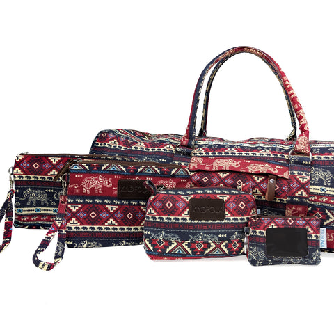 Yoga Duffel & Accessory Bundle