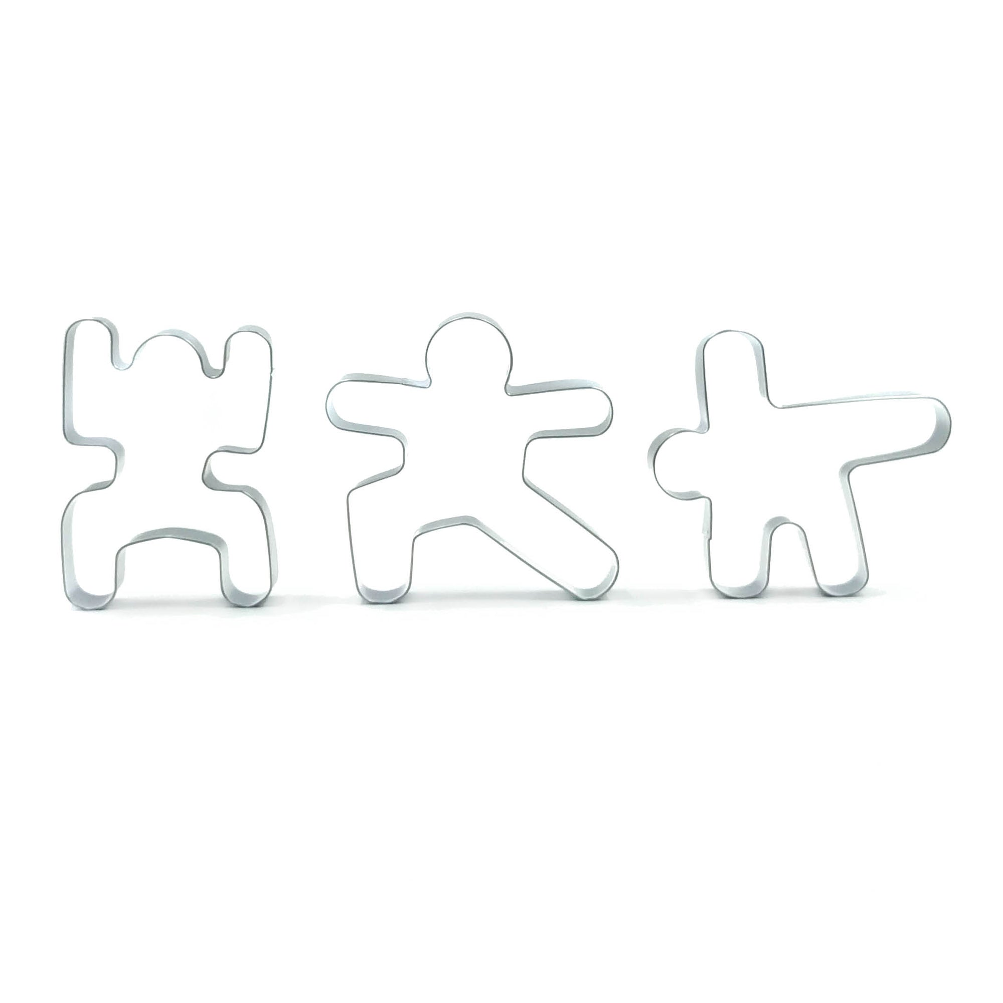 Yoga Pose Cookie Cutters - Kindfolk Athletics