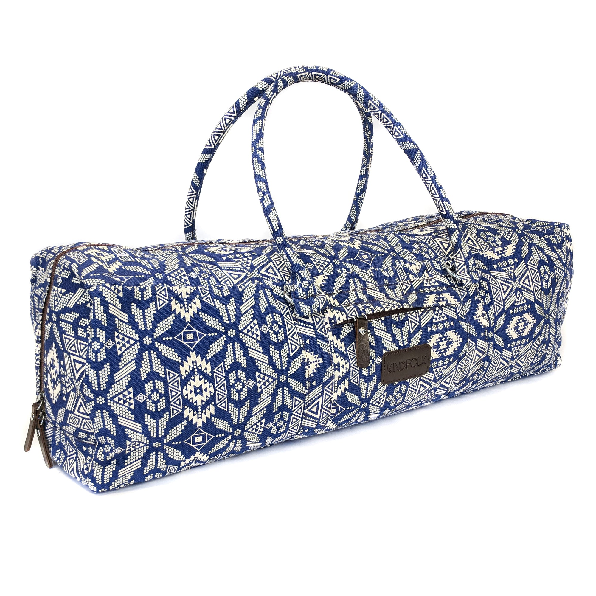 Yoga Mat Duffel Bag - Kindfolk Athletics