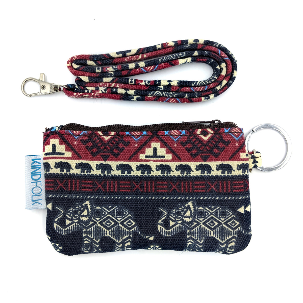 Badge Holder with Lanyard - Kindfolk Athletics