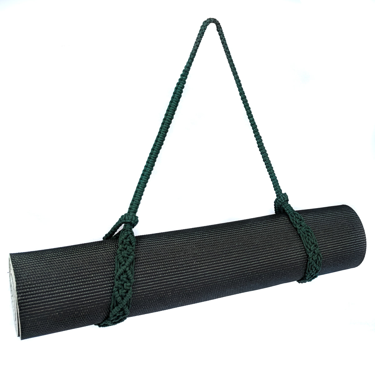 Yoga Mat Macrame Sling Strap - Kindfolk Athletics