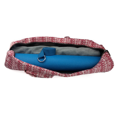 Yoga Mat Sling Bag