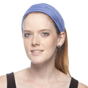 Multi-Style Headband Two Pack (Pattern & Solid)