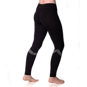Extra Long Yoga Pants for Tall Women (Black)