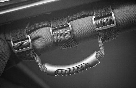 Front Grab Handles For Jeep Wranglers  (1987-2017)