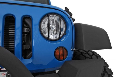 Head Light Guards For Jeep Wrangler JK (2007-2017) - JWM 4x4 Jeep Wrangler Products