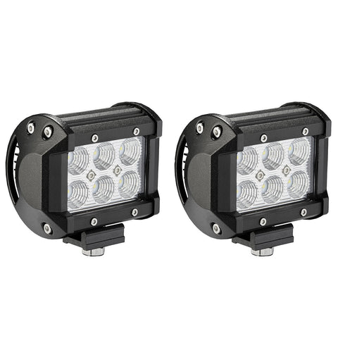 "4"" LED CREE Lights Spot Beam"