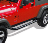 Side Step Nerf Bars For Jeep Wrangler TJ (1987-2006)