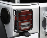 Tail Light Guards V2 For Jeep Wrangler JK (2007-2016) - JWM 4x4 Jeep Wrangler Products