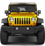 Billet Grille Insert For Jeep Wrangler JK (2007-2017)