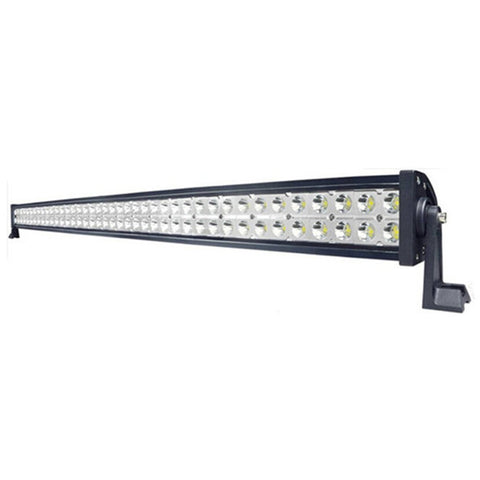 "52"" Dual Row LED Light Bar Combo Spot/Flood"