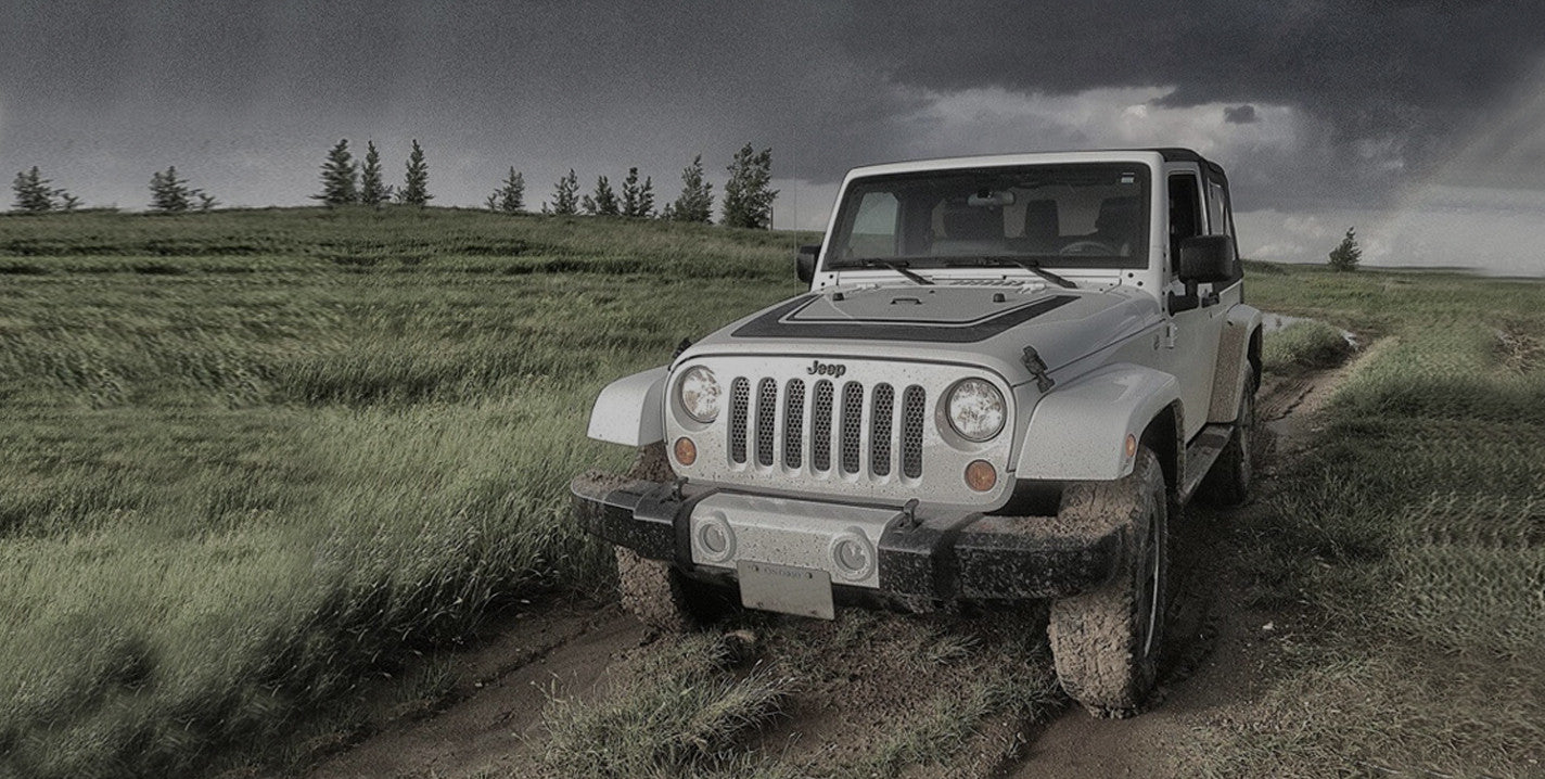 Great Jeeps Are Built Not Bought