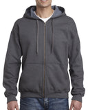 Heavy Blend Zip Hooded Sweatshirt - GD59 Wizard Printers