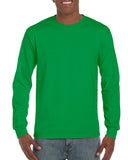 GD14 - Gildan Ultra Cotton Long Sleeve T-Shirt - Wizard Printers - 5