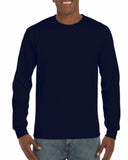 GD14 - Gildan Ultra Cotton Long Sleeve T-Shirt - Wizard Printers - 9