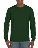 GD14 - Gildan Ultra Cotton Long Sleeve T-Shirt - Wizard Printers - 15