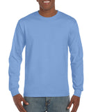 GD14 - Gildan Ultra Cotton Long Sleeve T-Shirt - Wizard Printers - 11