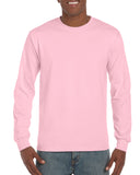 GD14 - Gildan Ultra Cotton Long Sleeve T-Shirt - Wizard Printers - 12