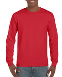 GD14 - Gildan Ultra Cotton Long Sleeve T-Shirt - Wizard Printers - 16