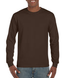GD14 - Gildan Ultra Cotton Long Sleeve T-Shirt - Wizard Printers - 19