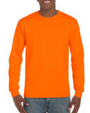 GD14 - Gildan Ultra Cotton Long Sleeve T-Shirt - Wizard Printers - 22