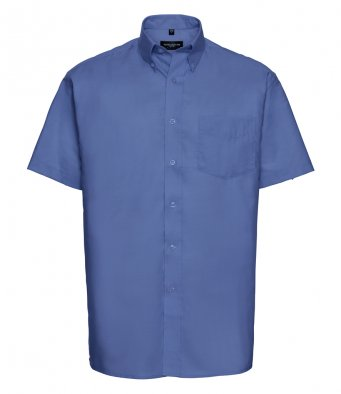 933M - Short Sleeve Easy Care Oxford Shirt