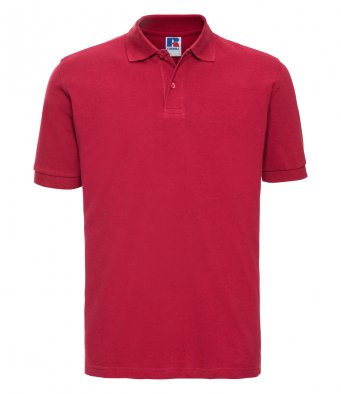 Russell 569M - Classic Cotton Piqué Polo Shirt Wizard Printers
