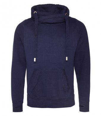 Just Hoods JH021 - Cross Neck Hoodie Wizard Printers