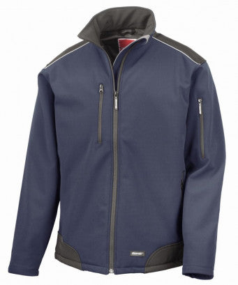 RS124 - Work Guard Ripstop Soft Shell Jacket