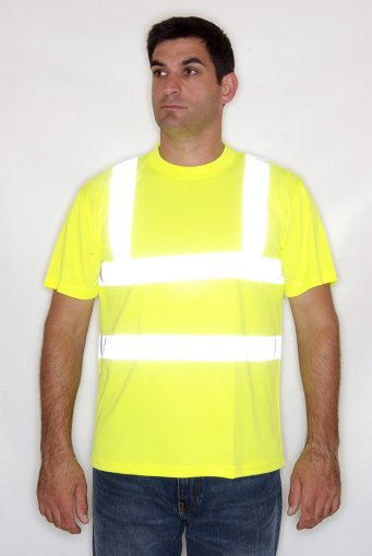 RTY High Visibilty HV71 - High Visibility T Shirt Wizard Printers