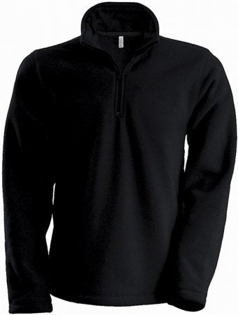 Enzo Zip Neck Micro Fleece - KB912 Wizard Printers