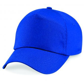 Beechfield Kids Original 5 panel Cap - BB10B Wizard Printers