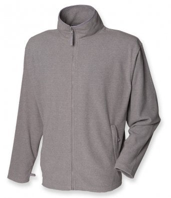 Henbury H850 - Mens Micro Fleece Jacket Wizard Printers